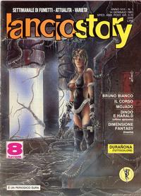 Cover Thumbnail for Lanciostory (Eura Editoriale, 1975 series) #v17#1