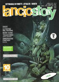 Cover Thumbnail for Lanciostory (Eura Editoriale, 1975 series) #v17#6
