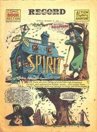 Cover Thumbnail for The Spirit (Register and Tribune Syndicate, 1940 series) #10/27/1946