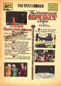 Cover Thumbnail for The Spirit (Register and Tribune Syndicate, 1940 series) #12/22/1946