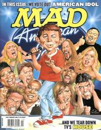 Cover Thumbnail for MAD (EC, 1952 series) #462