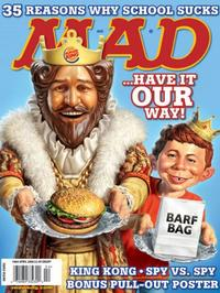 Cover Thumbnail for MAD (EC, 1952 series) #464