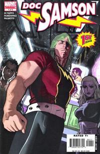 Cover Thumbnail for Doc Samson (Marvel, 2006 series) #1