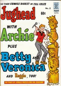 Cover Thumbnail for Jughead with Archie Plus Betty & Veronica & Reggie, Too (Archie, 1974 series) #2