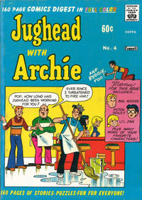 Cover Thumbnail for Jughead with Archie Digest (Archie, 1974 series) #4