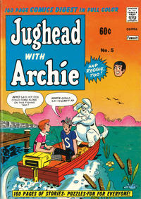 Cover Thumbnail for Jughead with Archie Digest (Archie, 1974 series) #5
