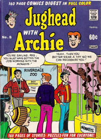 Cover Thumbnail for Jughead with Archie Digest (Archie, 1974 series) #8