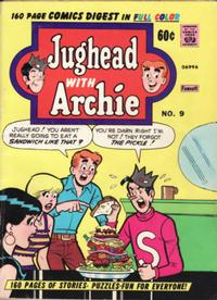 Cover Thumbnail for Jughead with Archie Digest (Archie, 1974 series) #9