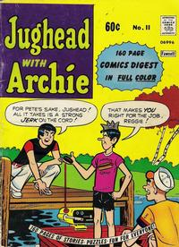 Cover for Jughead with Archie Digest (Archie, 1974 series) #11