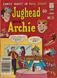 Cover Thumbnail for Jughead with Archie Digest (Archie, 1974 series) #21