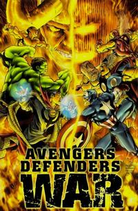Cover Thumbnail for Avengers / Defenders War (Marvel, 2002 series)