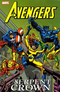 Cover Thumbnail for Avengers: The Serpent Crown (Marvel, 2005 series) #[nn]