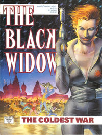 Cover Thumbnail for Black Widow: The Coldest War (Marvel, 1990 series)