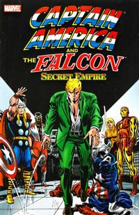Cover Thumbnail for Captain America & The Falcon: Secret Empire (Marvel, 2005 series) #[nn]