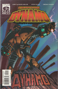 Cover Thumbnail for Crimson Dynamo (Marvel, 2003 series) #2