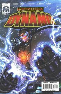 Cover Thumbnail for Crimson Dynamo (Marvel, 2003 series) #3