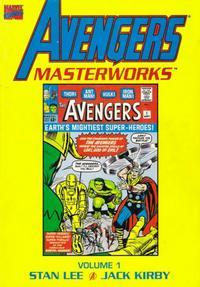 Cover Thumbnail for Avengers Masterworks (Marvel, 1993 series) #1