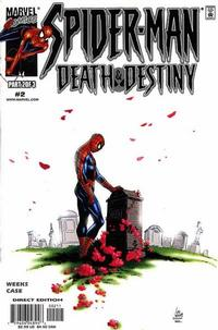 Cover Thumbnail for Spider-Man: Death and Destiny (Marvel, 2000 series) #2