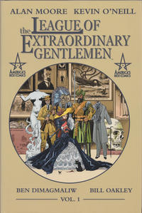 Cover Thumbnail for The League of Extraordinary Gentlemen (DC, 2000 series) #1