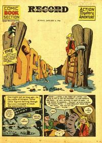 Cover Thumbnail for The Spirit (Register and Tribune Syndicate, 1940 series) #1/6/1946