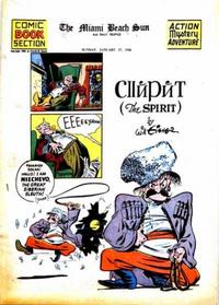 Cover Thumbnail for The Spirit (Register and Tribune Syndicate, 1940 series) #1/27/1946