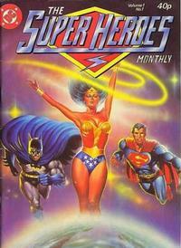 Cover Thumbnail for The Super Heroes (Egmont UK, 1980 series) #v1#1