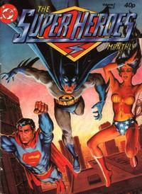 Cover Thumbnail for The Super Heroes (Egmont UK, 1980 series) #v1#2