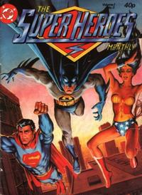 Cover Thumbnail for The Super Heroes (Egmont UK, 1980 series) #v1#2