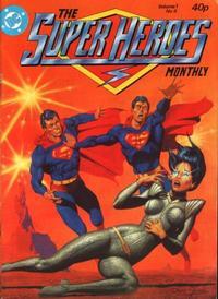 Cover Thumbnail for The Super Heroes (Egmont UK, 1980 series) #v1#4