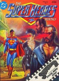 Cover Thumbnail for The Super Heroes (Egmont UK, 1980 series) #v1#7
