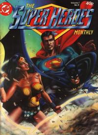 Cover Thumbnail for The Super Heroes (Egmont Magazines, 1980 series) #v1#9