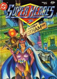 Cover Thumbnail for The Super Heroes (Egmont UK, 1980 series) #v1#10