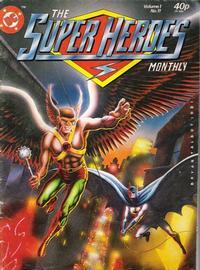 Cover Thumbnail for The Super Heroes (Egmont UK, 1980 series) #v1#11