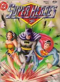Cover Thumbnail for The Super Heroes (Egmont UK, 1980 series) #v1#12