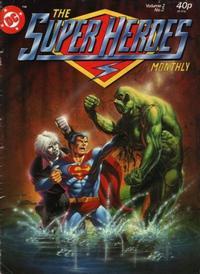 Cover Thumbnail for The Super Heroes (Egmont UK, 1980 series) #v2#2