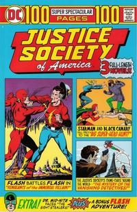 Cover Thumbnail for Justice Society of America 100-Page Super Spectacular, No. 1, 1975 Issue (DC, 2000 series)