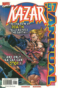 Cover Thumbnail for Ka-Zar '97 (Marvel, 1997 series)