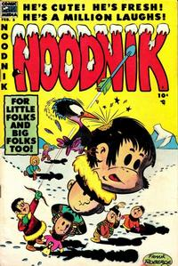 Cover Thumbnail for Noodnik (Comic Media, 1953 series) #2