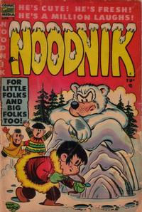 Cover Thumbnail for Noodnik (Comic Media, 1953 series) #3
