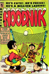 Cover Thumbnail for Noodnik (Comic Media, 1953 series) #4