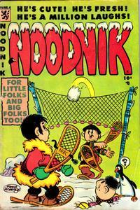 Cover Thumbnail for Noodnik (Comic Media, 1953 series) #4