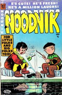 Cover Thumbnail for Noodnik (Comic Media, 1953 series) #5