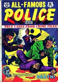 Cover Thumbnail for All-Famous Police Cases (Star Publications, 1952 series) #9