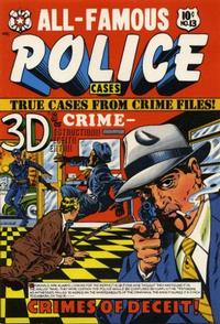 Cover Thumbnail for All-Famous Police Cases (Star Publications, 1952 series) #13