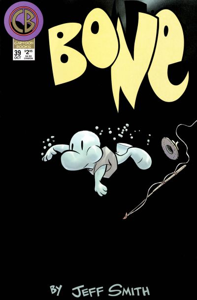 Cover for Bone (Cartoon Books, 1997 series) #39