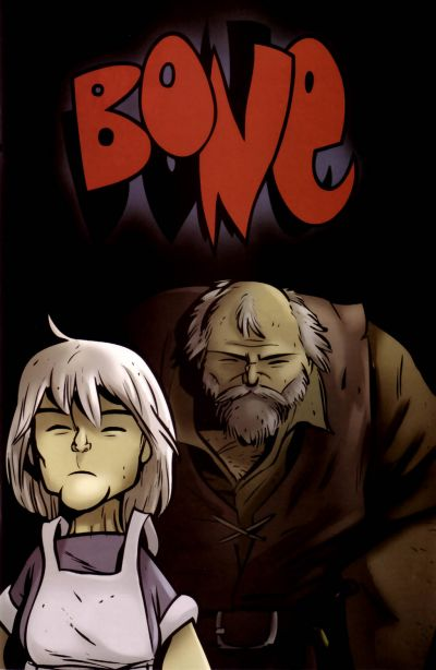 Cover for Bone (Cartoon Books, 1997 series) #54