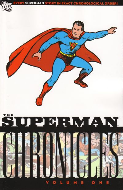 Cover for The Superman Chronicles (DC, 2006 series) #1
