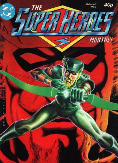 Cover for The Super Heroes (Egmont UK, 1980 series) #v1#6