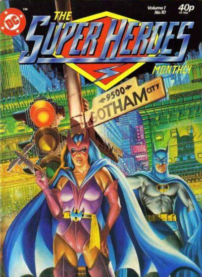 Cover for The Super Heroes (Egmont UK, 1980 series) #v1#10
