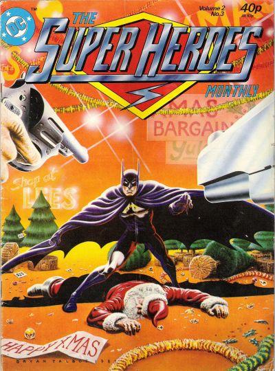 Cover for The Super Heroes (Egmont UK, 1980 series) #v2#3